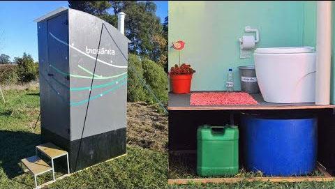 Tutorial: casilla de baño seco de bajo costo